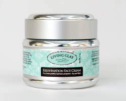 Rejuvenation Face Cream - Living Clay